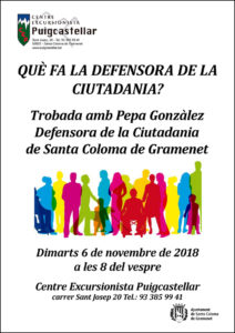cartell defensora